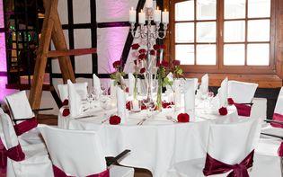 Hochzeit Blog Dekoration Kerzenleuchter Hochzeit