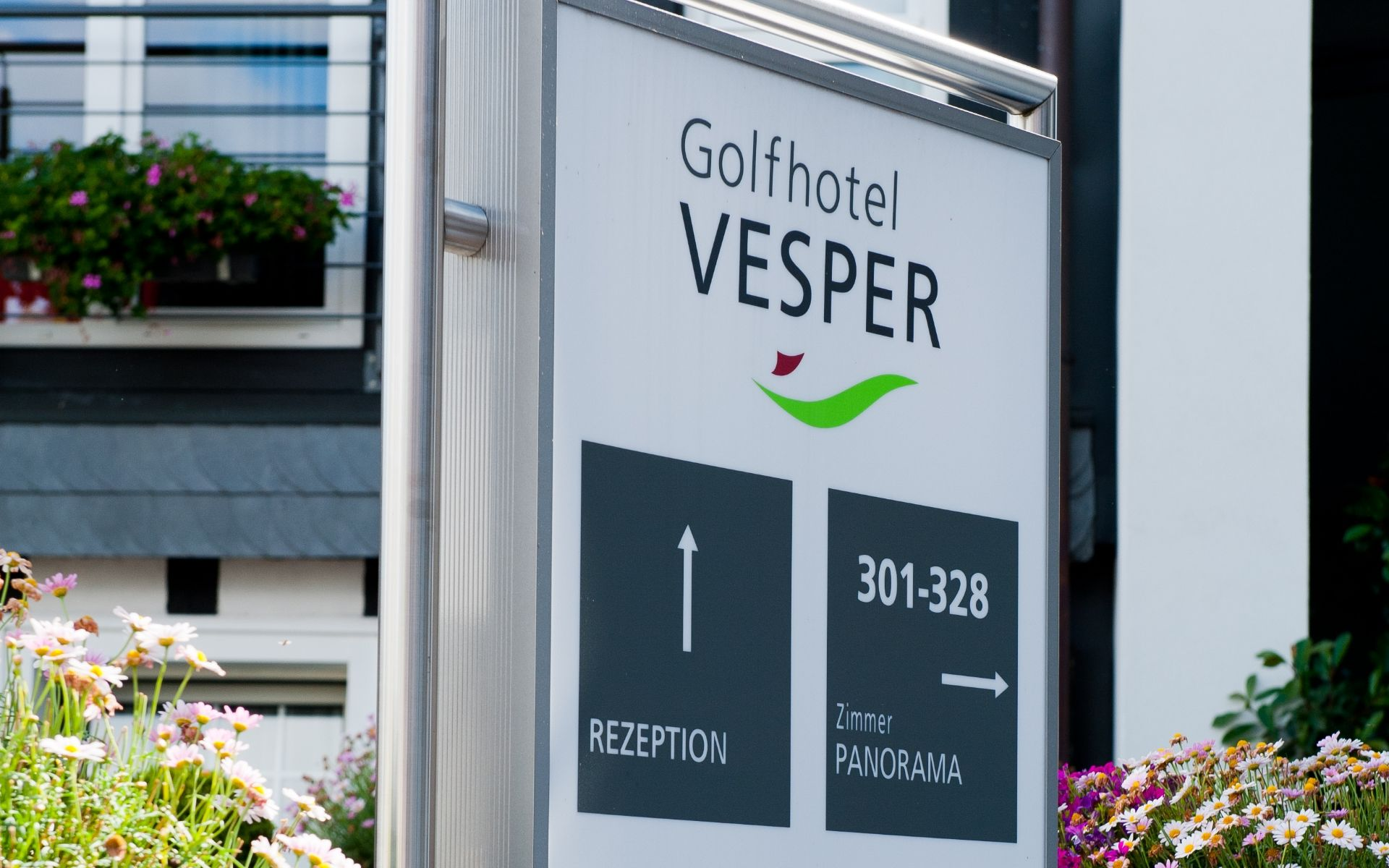 Golfhotel Vesper Sprockhövel Winter