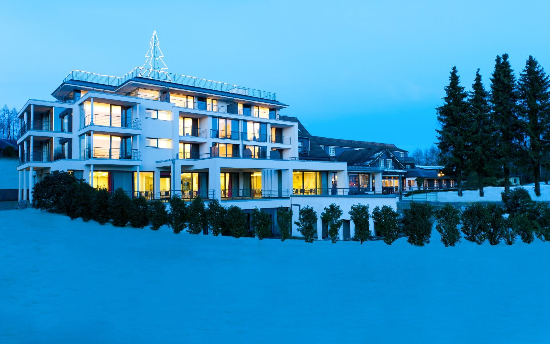 Golfhotel Vesper Wuppertal Winter
