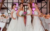 Brides at Celebration Golfhotel Vesper