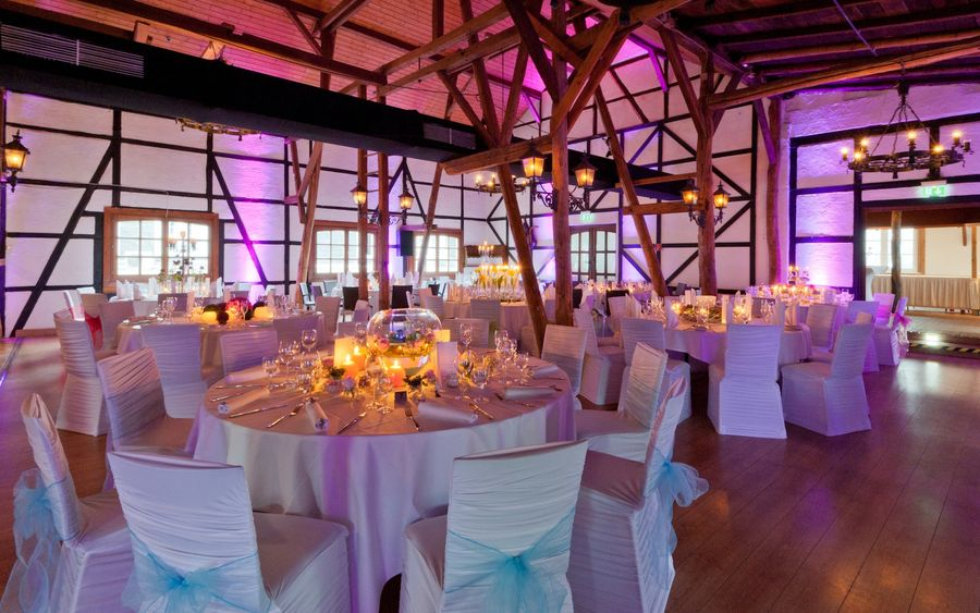 Dekoration Zu Ihrer Hochzeit Im Golfhotel Bei Wuppertal