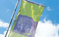 The Golfhotel Vesper in Sprockhövel