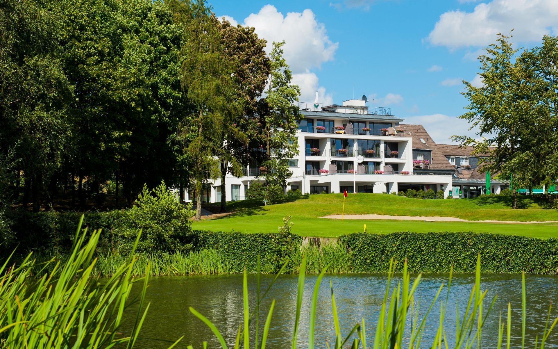 Golfhotel Vesper Frielinghausen Winter